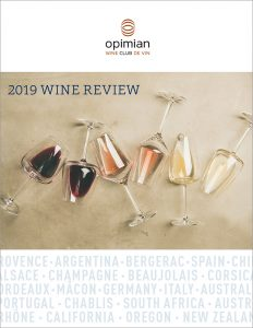 2019 Wine Review cover